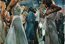 1970 Saturday Night Fever: disco fashion