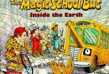 Magic School Bus Bks&Science / by John-n-Jennifer