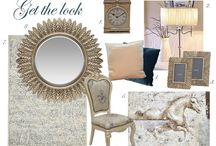 Antoinette / Delve into our latest board on how to get the look of an elegant and stunning new trend — our Antoinette range! Below are some items that go just beautifully for the classical at heart.