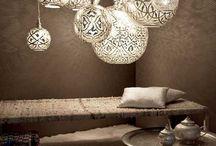 Modern Moroccan Lighting I like