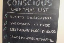 An Eco Friendly Christmas / How to have a more eco friendly Christmas. Create less waste.