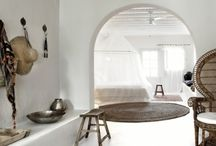 cycladic interior ideas