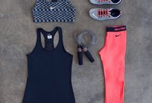 Workout / Workout clothes + inspirations