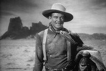 John Wayne / El 11 de junio de 1979 nos dejaba John Wayne. Suerte que nos quedan sus películas para recordarlo.