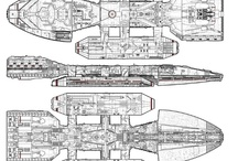 Starships Blueprints