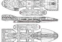 Starships Blueprints