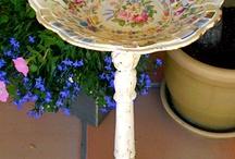 Mosaic ideas for my garden