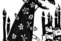 Oráculos / O jovem ilustrador, designer e músico Pedro Indio Negro, 21 anos, cursa Comunicação em Mídias Digitais pela Universidade Federal da Paraíba, fez uma releitura das 22 tradicionais cartas de tarô (ou tarot) com a temática nordestina e a gente tem a honra de apresentar aqui em primeira mão!