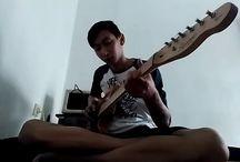 Guitar / just me and my guitar