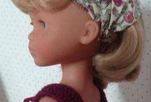 poupées chéries patrons