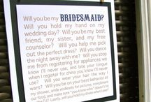 Wedding stuff / by Shelby Kindrick