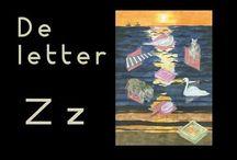 Letter 'z' / Letter 'z'