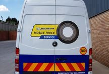 Michelin Mobile Vehicle