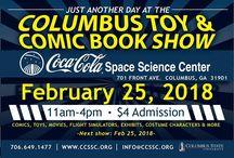 Columbus Comic Book & Toy 2018