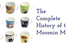 The complete history of the Moomin mugs