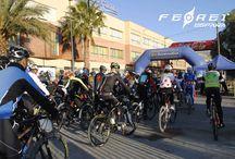 Marcha BTT Xixona 2015 / Fotografías de la marcha BTT de Xixona 2015.  ofrecido por el Club Xixona de ciclismo y el circuito BTT Montañas alicantinas.   www.ferei.es  - info@ferei.es   Linternas Led de alto rendimiento.