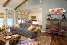 Anne J.'s house ideas / Country/rustic, functional/comfortable  / by Ann Marie