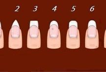 Formes pour ongles