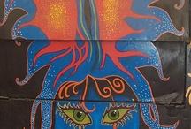 graffiti et art de la rue