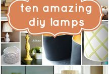 LIGHTS, Camera, Action! / Lighting ideas / by Kate Chidester
