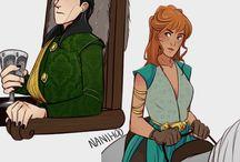 Loki and...