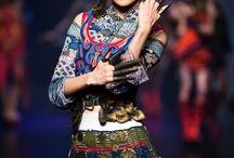 FASHION ETHNIC inspiration! / Ma passion la mode ethnique divers modèles de vêtements,sacs et accessoires avec des tissus,étoffes,et tissages....