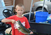 Fishing! / Let's go fishing at Davis Lakes!