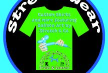 Stretch & Company - StretchWear on Zazzle / Looking for fun shirts or other items that are balloon related and unlike anything you can find in traditional stores. Look no further because we have a whole bunch of fun shirts, and a few other nifty things you can buy to show off your love of balloon art. Everything is custom made and shipped straight to your door when you place your order.