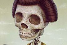 Pop Surrealism (lowbrow art) / by Venefica