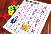 Teaching - Alphabet