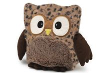 New Hootys™ / New for 2014, Intelex have expanded their range of warmable Hooty™ owls.