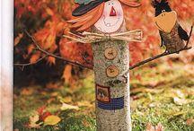 podzimní tvoření