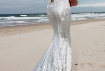 Sequinned Formal Gowns