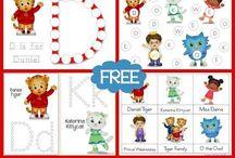 Homeschooling | Printables
