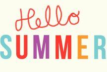 Summer loving / by Mary Dragarski