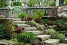 Landscaping / by Jessica Stonecypher