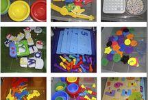 Homeschool- busy bags