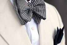muszki i krawaty