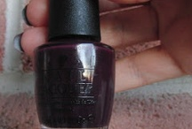 Love OPI Nail Polish / OPI Nail Polishes and Collections