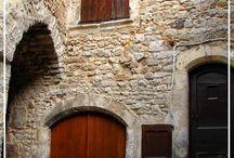 Saint Guilhem Le Désert / Images de Saint Guihem Le Désert sur le Chemin de Saint Jacques de Compostelle