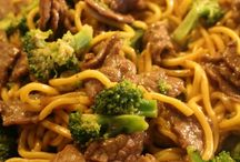 Noodle Dishes / Yummy noodle dishes to make for your family