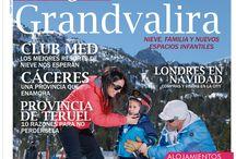 Nuestra revista / Descubre qué contenidos te esperan en nuestra revista. Búscala en tu kiosko :)