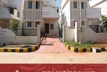 Villas for sale in Secunderabad / If you are searching for Apartments near uppal and villas for sale  in hyderabad / secunderabad, just contact Modi Builders one of the leading construction company in Hyderabad / secunderabad.