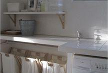Litany of laundry room ideas
