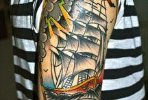 Tattoo Obsession / by Randi Williams