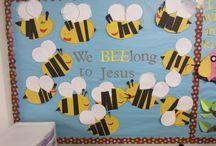 Bible Board Ideas