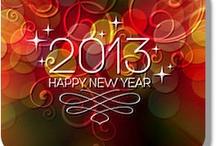 New Year2013