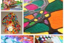 Kids Art Class Ideas