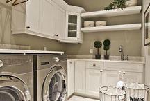 Laundry Room / by Kari Bancroft