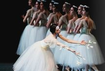 Giselle / Giselle is my favorite ballet. Act 2 is like from another world.  Beautiful music by Adolphe Adam. First in 1841.